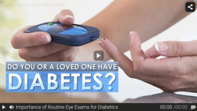 Video: The Importance of Routine Eye Exams for Diabetics