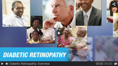 Video: Diabetic Retinopathy Overview